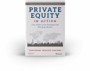 Private Equity in Action book